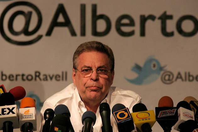 Resultado de imagen para Alberto Federico Ravell